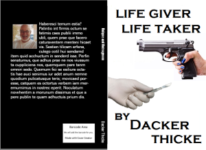 Cover with hand and gun revised