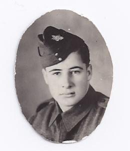 Dacker's army portrait