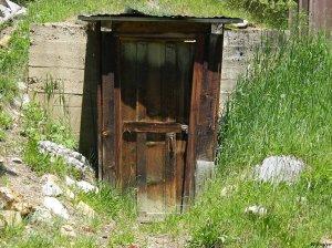 MINE DOOR